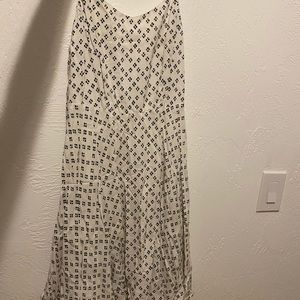 White Old Navy Sundress